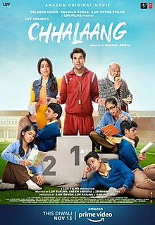 CHHALAANG (2020) Hindi HDRip x264 Esbu 1.26GB Movie 720p Download