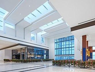 City Centre Ajman - Image: Citycentreajmaninsid e