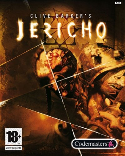 Picture of a game: Clive Barker's Jericho