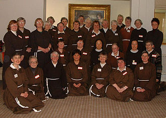Anglican religious order - Image: Communityofstfrancis