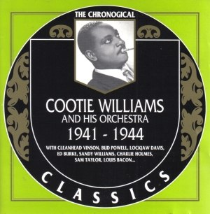 Cootie Williams and His Orchestra 1941–1944 - Image: Cootie Williams and His Orchestra 1941 44 (album cover)