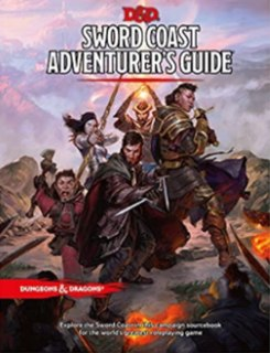 <i>Sword Coast Adventurers Guide</i>