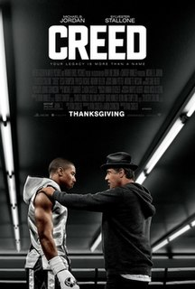 2015 American boxing film directed by Ryan Coogler