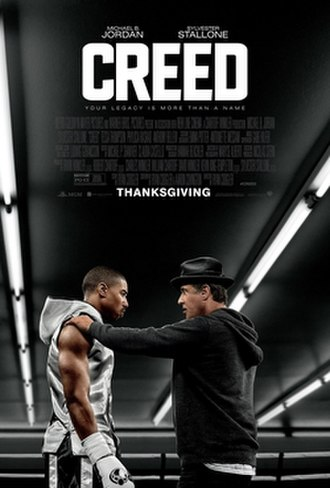 Creed (film) - Theatrical release poster