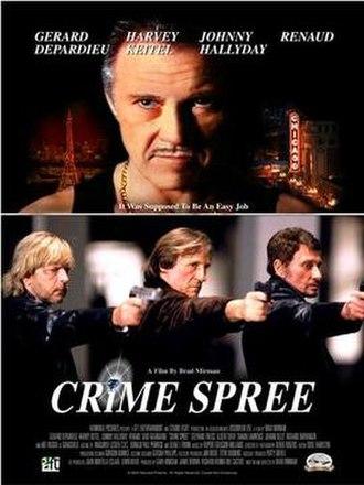 Crime Spree - Image: Crime Spree movie