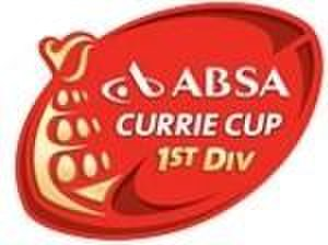 2009 Currie Cup First Division - Official logo