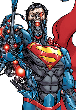 Cyborg Superman (Zor-El)