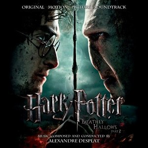 Harry Potter and the Deathly Hallows – Part 2 (soundtrack) - Image: DH2soundtrack