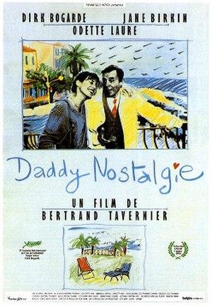 Daddy Nostalgie - Film poster