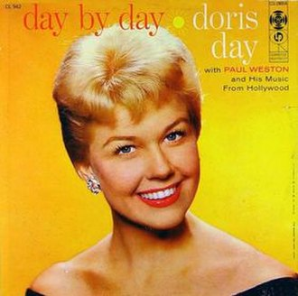 Day by Day (Doris Day album) - Image: Day by Day (Doris Day album) cover