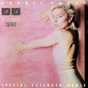 Rush Rush (Debbie Harry song) - Image: Debbie Harry Rush Rush