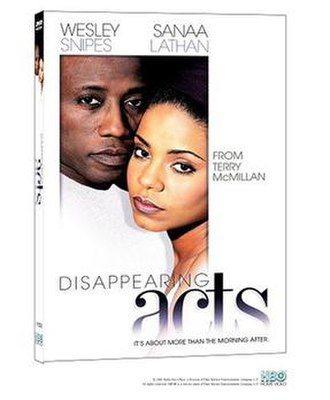 Disappearing Acts - Image: Disappearing Acts DVD