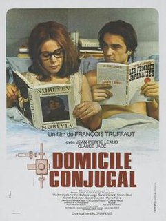 1970 film by François Truffaut