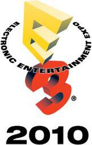 Electronic Entertainment Expo 2010 - Official Logo of the E3 Expo 2010
