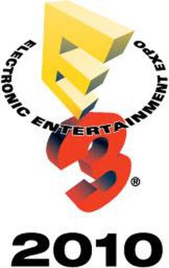 Electronic Entertainment Expo 2010 - Official Logo of the E3 Expo 2010
