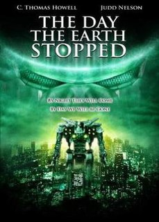 <i>The Day the Earth Stopped</i> 2008 film by C. Thomas Howell