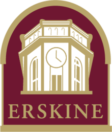 Erskine College Primary Logo, July 2019.png