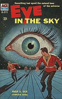 Eye in the sky book summary