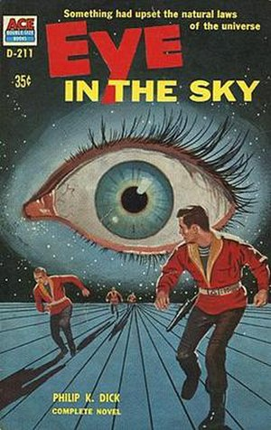 Eye in the Sky (novel)