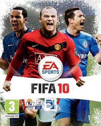 FIFA 10 - Image: FIFA 10 Cover