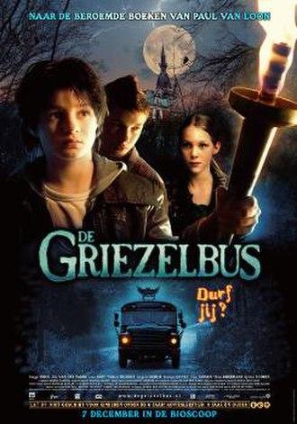 Gruesome School Trip - Film poster