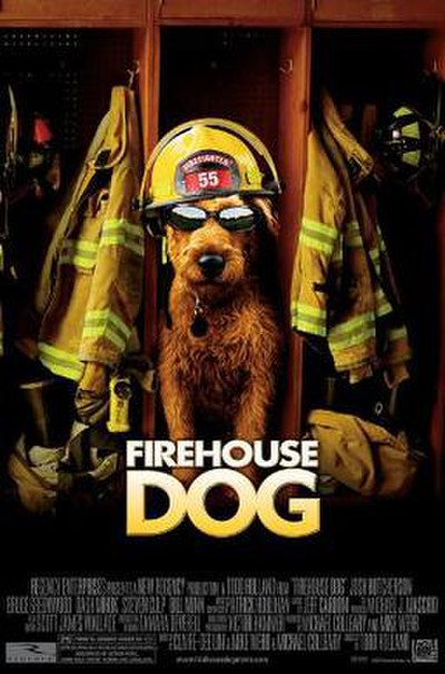 Picture of a movie: Firehouse Dog