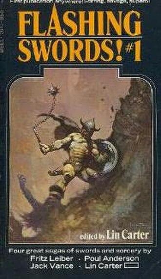 Swordsmen and Sorcerers' Guild of America - Image: Flashing Swords 1