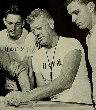 Flucie Stewart - Stewart at Maryland in 1948