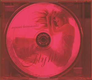 Fly High (Ayumi Hamasaki song) - Image: Flyhigh