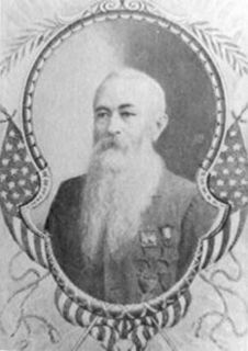 Forrester L. Taylor United States Army Medal of Honor recipient