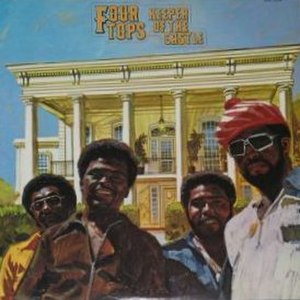 Keeper of the Castle - Image: Four tops keeper castle lp