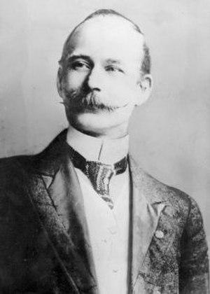 Frederick Seddon - Frederick Henry Seddon