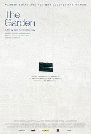 The Garden (2008 film) - Promotional film poster