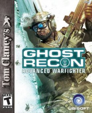 Tom Clancy's Ghost Recon Advanced Warfighter - Image: Ghost Recon Advanced Warfighter cover