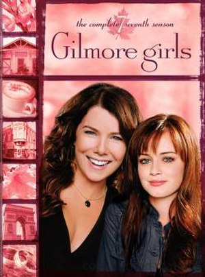 Gilmore Girls (season 7) - Season 7 DVD cover