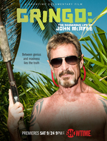 Picture of a movie: Gringo: The Dangerous Life Of John Mcafee