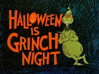 <i>Halloween Is Grinch Night</i> Animated Halloween special that serves as a prequel to How the Grinch Stole Christmas!