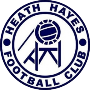 Heath Hayes F.C. - Heath Hayes FC badge