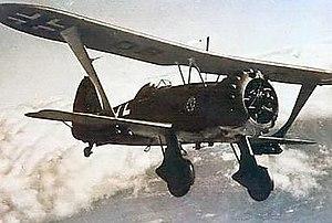 Henschel Hs 123 - Henschel HS123 on the Eastern Front