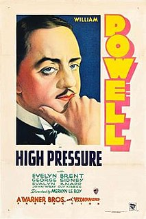 <i>High Pressure</i> (film) 1932 film