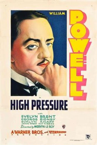 High Pressure (film) - Theatrical Film Poster