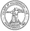 Official seal of Hillsborough