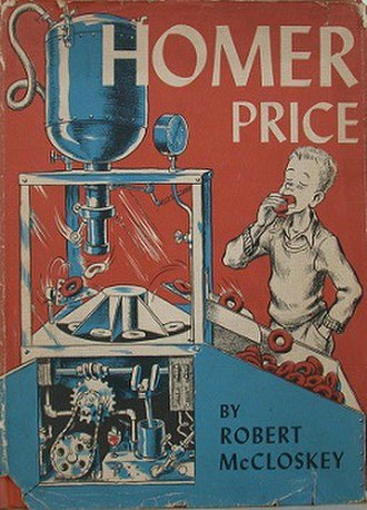 Homer Price - First edition (publ. Viking Press)