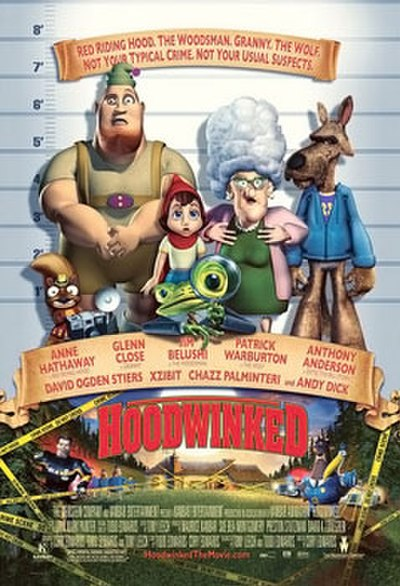 Picture of a movie: Hoodwinked!