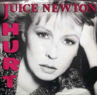Hurt (Roy Hamilton song) - Image: Hurtjuice