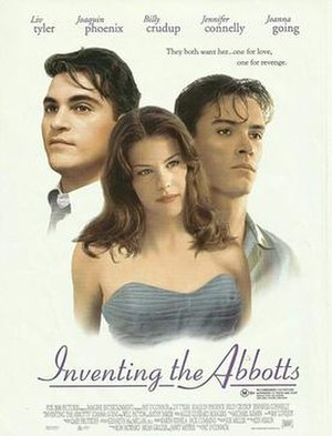 Inventing the Abbotts - Theatrical release poster