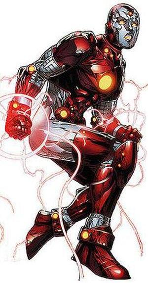 Iron Lad - Image: Iron Lad