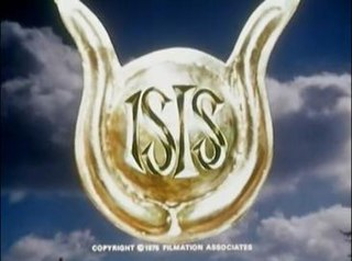 <i>The Secrets of Isis</i> American live-action superhero television series