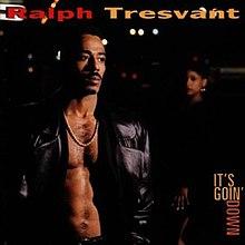 ralph tresvant albums