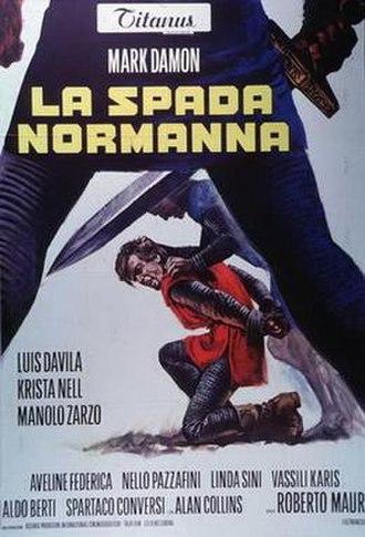 Ivanhoe, the Norman Swordsman - Image: Ivanhoe, the Norman Swordsman poster